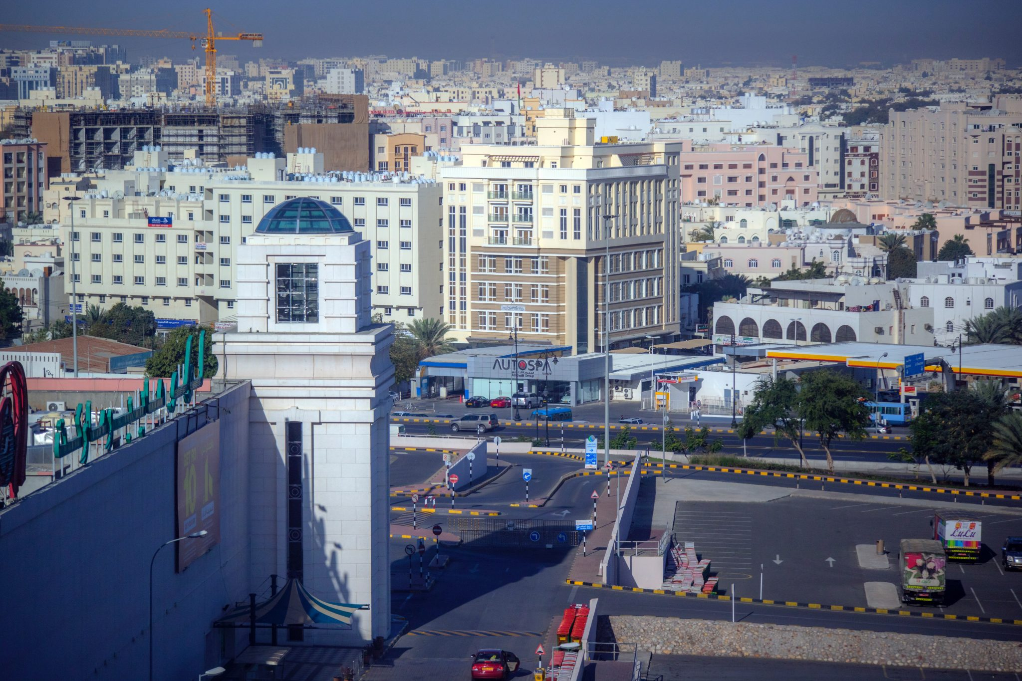scholarships in oman for international students
