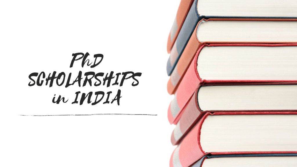 phd in india
