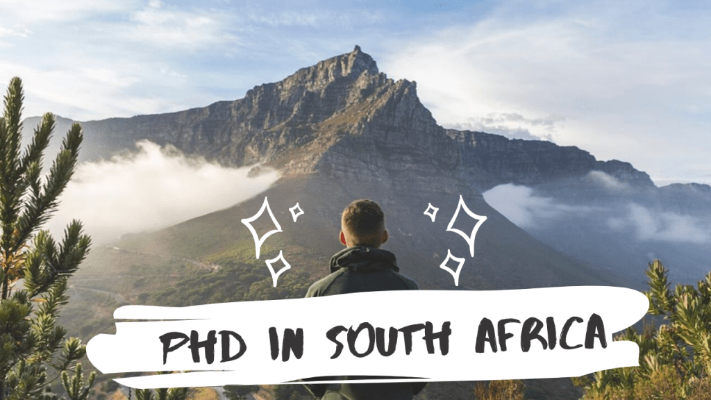 phd scholarships in south africa