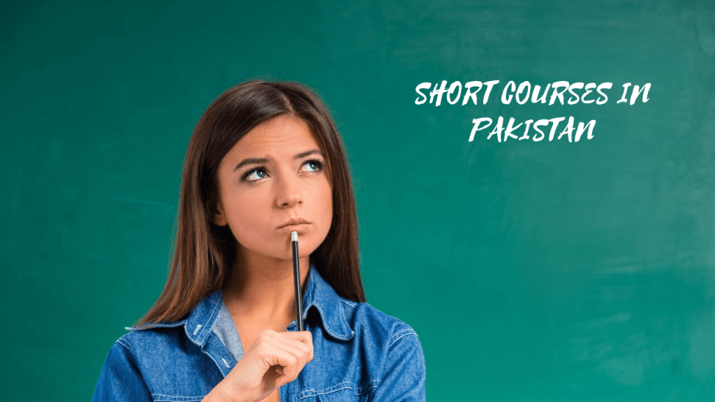 short course in pakistan