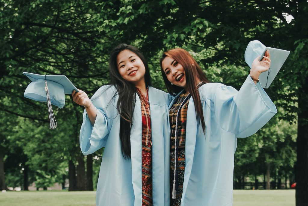 Graduate by Vantha Thang from Pexels